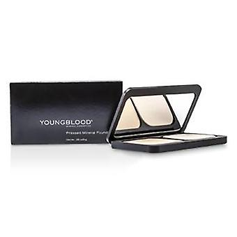 Youngblood presset Mineral Foundation - knap Beige - 8g / 0,28 oz