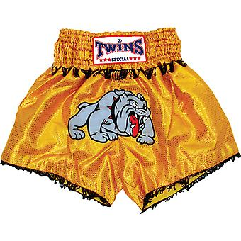 Twins Thai Style Trunks - Bulldog