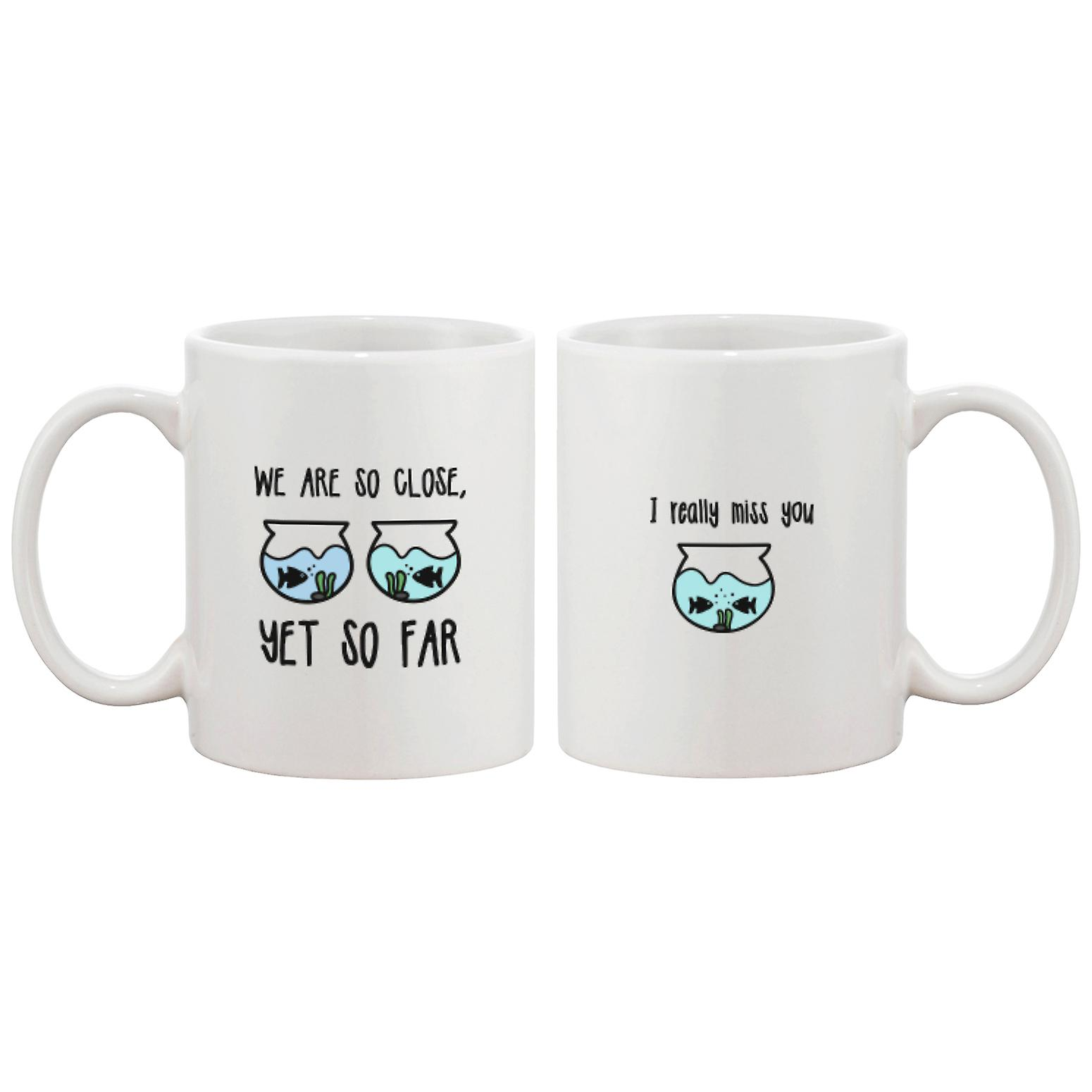 Distance IdeasI Relationship Gifts Cute Long Really Miss Ceramic You Mug f6gb7yvY