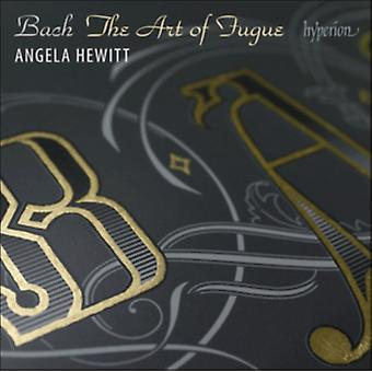 Bach: The Art of Fugue by Angela Hewitt
