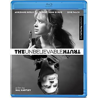 Die unglaubliche Wahrheit [Blu-Ray] [BLU-RAY] USA Import