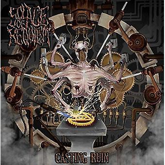 Trøst af Requiem - Casting Ruin [Vinyl] USA import