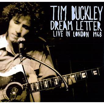 Tim Buckley - drøm brev [Vinyl] USA import