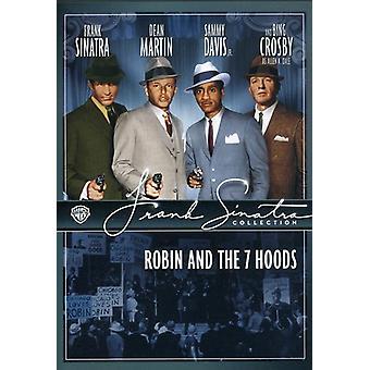 Robin & de zeven Hoods [DVD] VS importeren