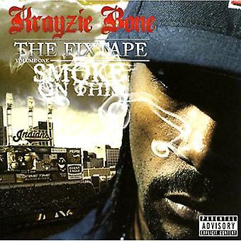 Krayzie Bone - røg på [CD] USA importen