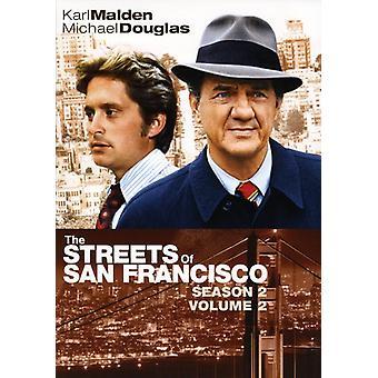 Ruas de San Francisco: Vol. 2-Season 2 [DVD] EUA importar
