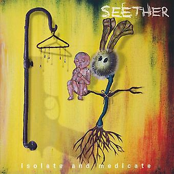 Seether - isolat & Medicate [CD] USA importerer