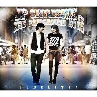 Chrissie Jp & Fairground drenge - Fidelity! [CD] USA import