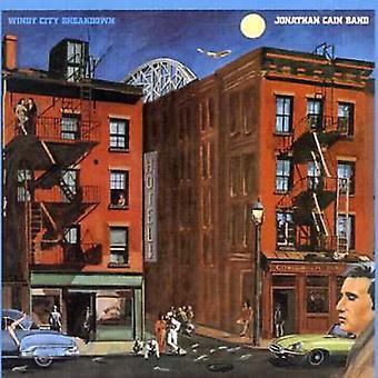 Jonathan Cain - Windy City uppdelning [CD] USA import