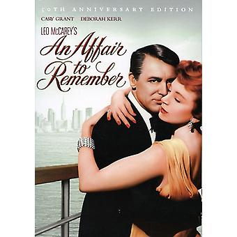 Affair to Remember [DVD] USA import
