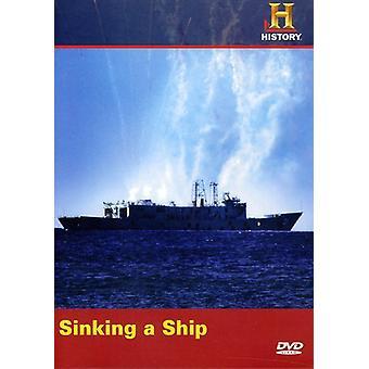 Se hunde una importación de Estados Unidos nave [DVD]