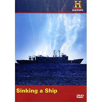 Sinking a Ship [DVD] USA import