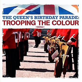 Royal Birthday Parade Band - Queen's Birthday Parade: Trooping the Colour [Remastered] [CD] USA import