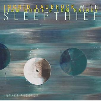 Ingrid/Laubrock/Liam - Sleepthief [CD] USA import