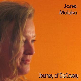 Jane Maluka - Journey of Discovery [CD] USA import