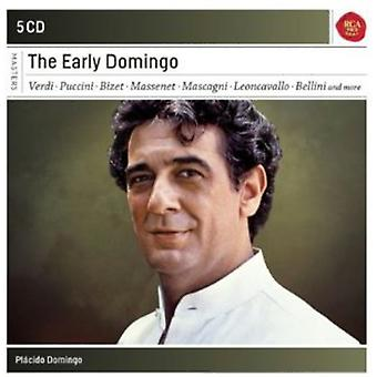 Placido Domingo - The Young Domingo Collection [CD] USA import
