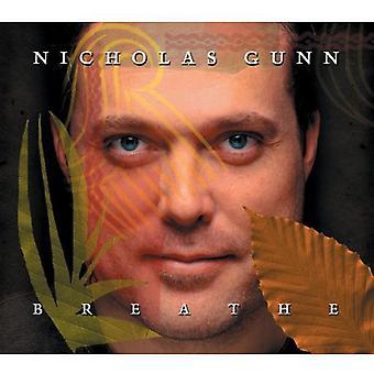 Nicholas Gunn - ånde [CD] USA import