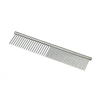 Camon Linear Comb Antistatic 16 cm (Dogs , Grooming & Wellbeing , Brushes & Combs)