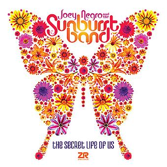 Joey Negro & Sunburst Band - Secret Life of Us [CD] USA import