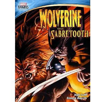 Marvel Knights: Wolverine vs Sabretooth [DVD] USA import