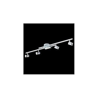 Eglo CERBERO Semi Flush Bar Ceiling Light