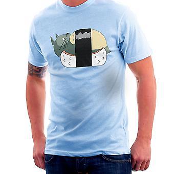 Totoro Sushi Studio Ghibli Men's T-Shirt