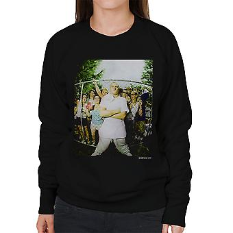 Eminem Crowd kvinders Sweatshirt
