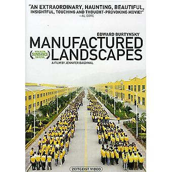 Fremstillede landskab [DVD] USA import