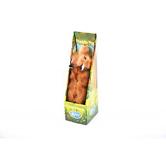 Duvo + foresta gli amici cane Toy Fox Freddie Medium 29 X 9 Cm