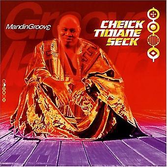 Cheick Tidiane Seck - Mandingroove [CD] USA importerer