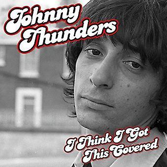 Johnny tordner - tordner Johnny-jeg tror, jeg fik denne Co [CD] USA import