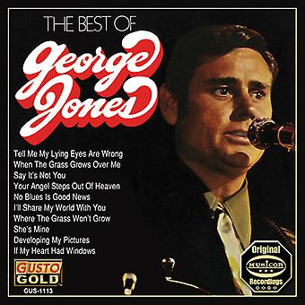 George Jones - Best of George Jones [CD] USA import