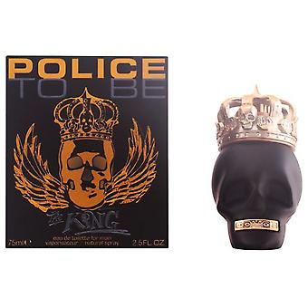 Police To Be The King Eau De Toilette (Man , Perfumes , Perfumes)