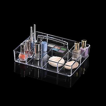 OnDisplay Deluxe Acrylic Rectangle Cosmetic/Jewelry Organization Tray