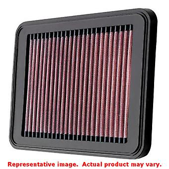 K & N Drop-In High-Flow Air Filter HD-1499 Fits: NON-US voertuig Zie notities FO