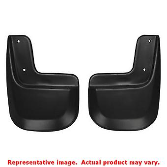 Husky Liners 59411 Black Custom Molded Mud Guards   FITS:FORD 2007 - 2010 EDGE
