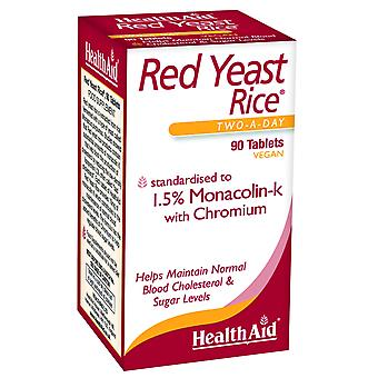 Health Aid Red Yeast Rice Tablets 90's Tablets