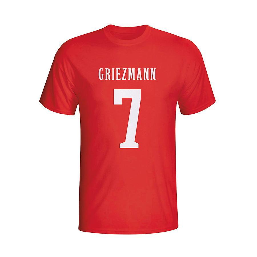 Antoine Griezmann Atletico Madrid Hero T-shirt (red) - Kids