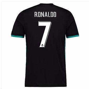 2017-18 Real Madrid Away Shirt (Ronaldo 7)