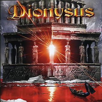 Dionysus - Fairytales & Reality [CD] USA import