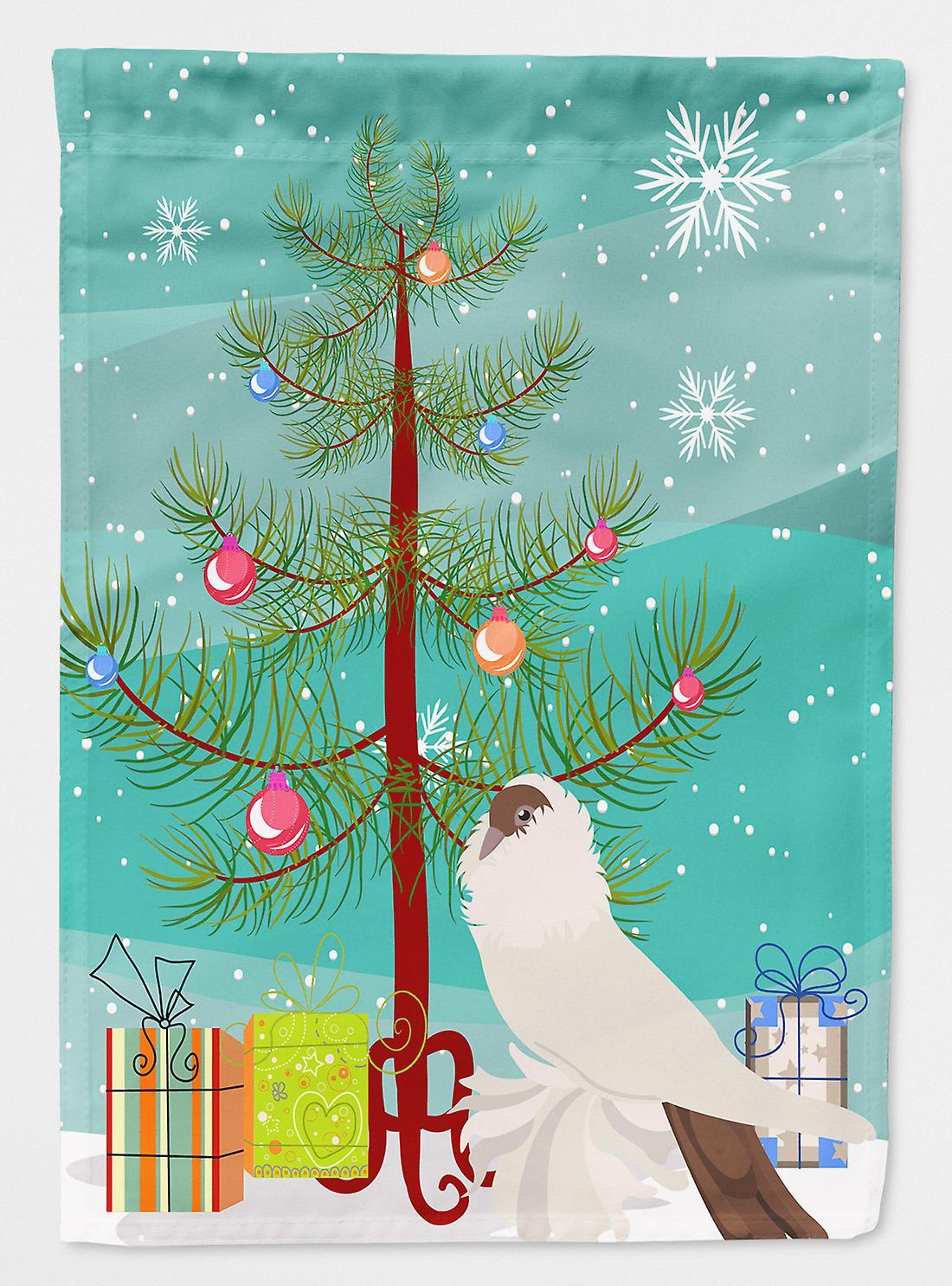 Casque allehommed Pigeon Noël drapeau Taille maison du canevas