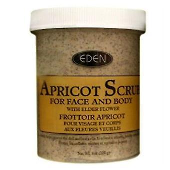Eden Apricot Scrub For Face & Body 227g