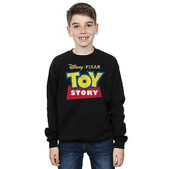 Disney Boys Toy Story Logo Sweatshirt
