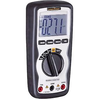 Handheld multimeter Digital Laserliner MultiMeter-Compact Auto Calibrated to: Manufacturer's standards (no certificate)