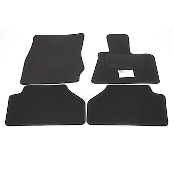 Fully Tailored Car Floor Mat Set - BMW X4 F26 2014-2018