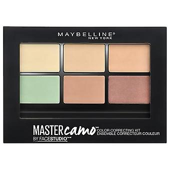 Maybelline Mastercamo By Facestudio Color Correcting Kit 01 Light