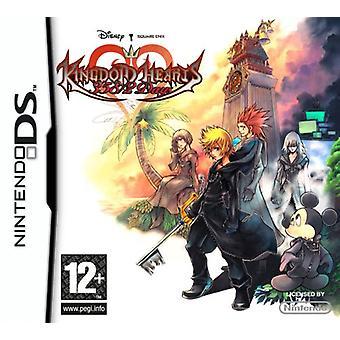 Kingdom Hearts 3582 Days (Nintendo DS)