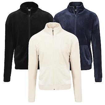 Urban classics giacca velluto
