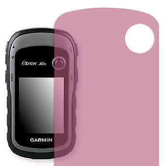 Garmin eTrex 30 screen protector - Golebo view protective film protective film