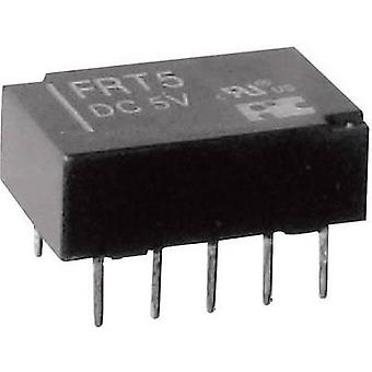 FiC FRT5-DC12V PCB relays 12 Vdc 1 A 2 change-overs 1 pc(s)
